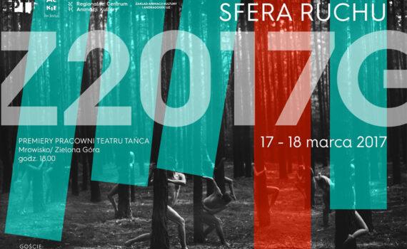 plakat sfera ruchu 2017